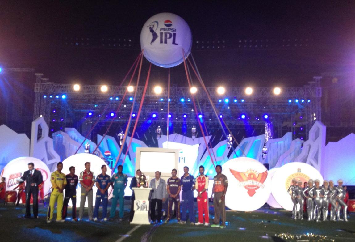 IPL Opening Show in Kolkata