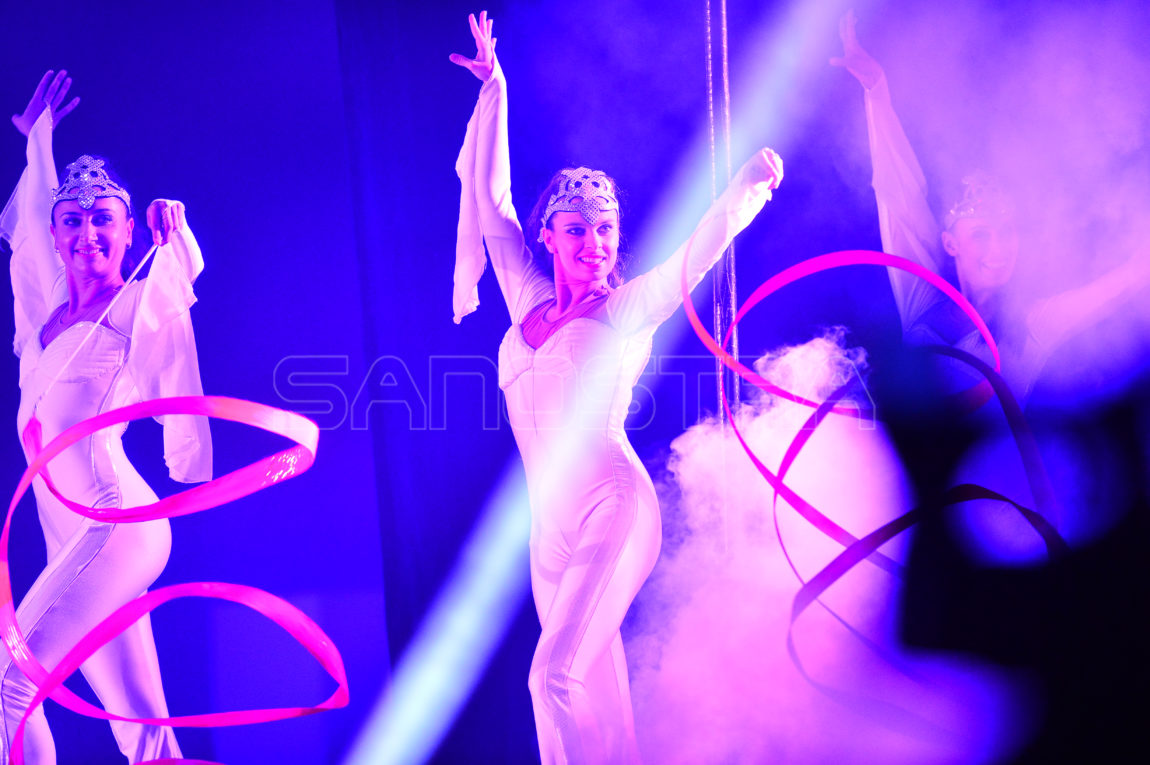 We're ready for the Bahrain Summer Festival 2013!