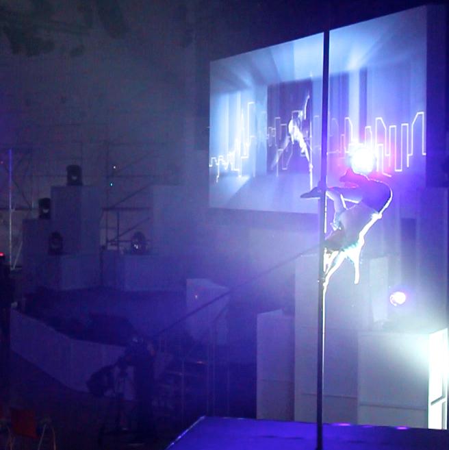 """KICK OFF – Shows for """"Deutsche Leasing"""" in Frankfurt!"""
