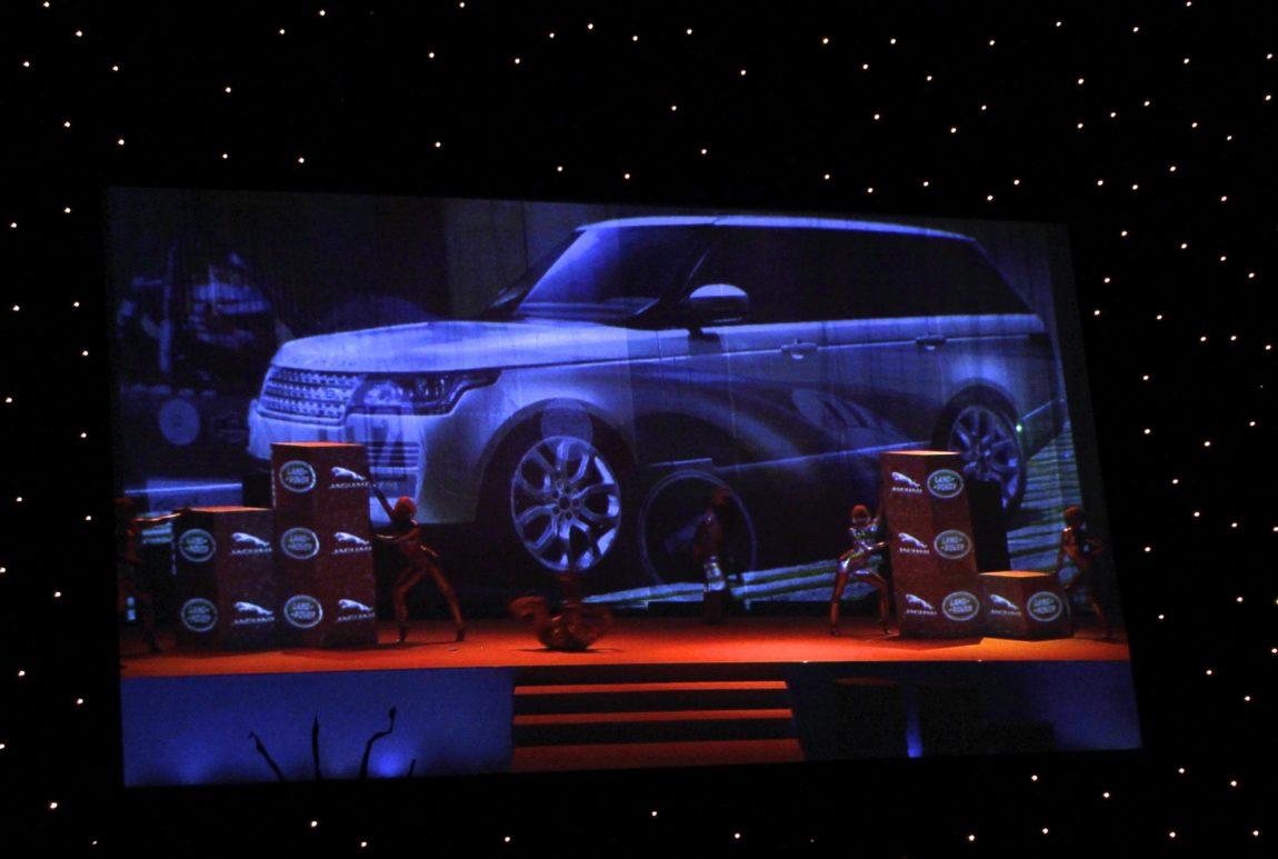 SANOSTRA in Birmingham for Jaguar Land Rover