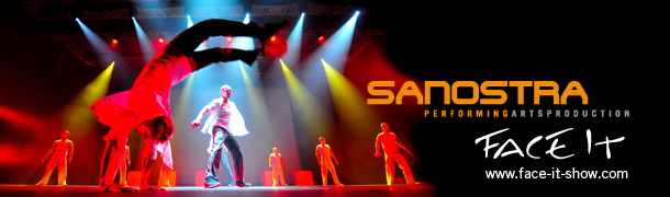 FACE IT – Performing Arts by Sanostra Shows