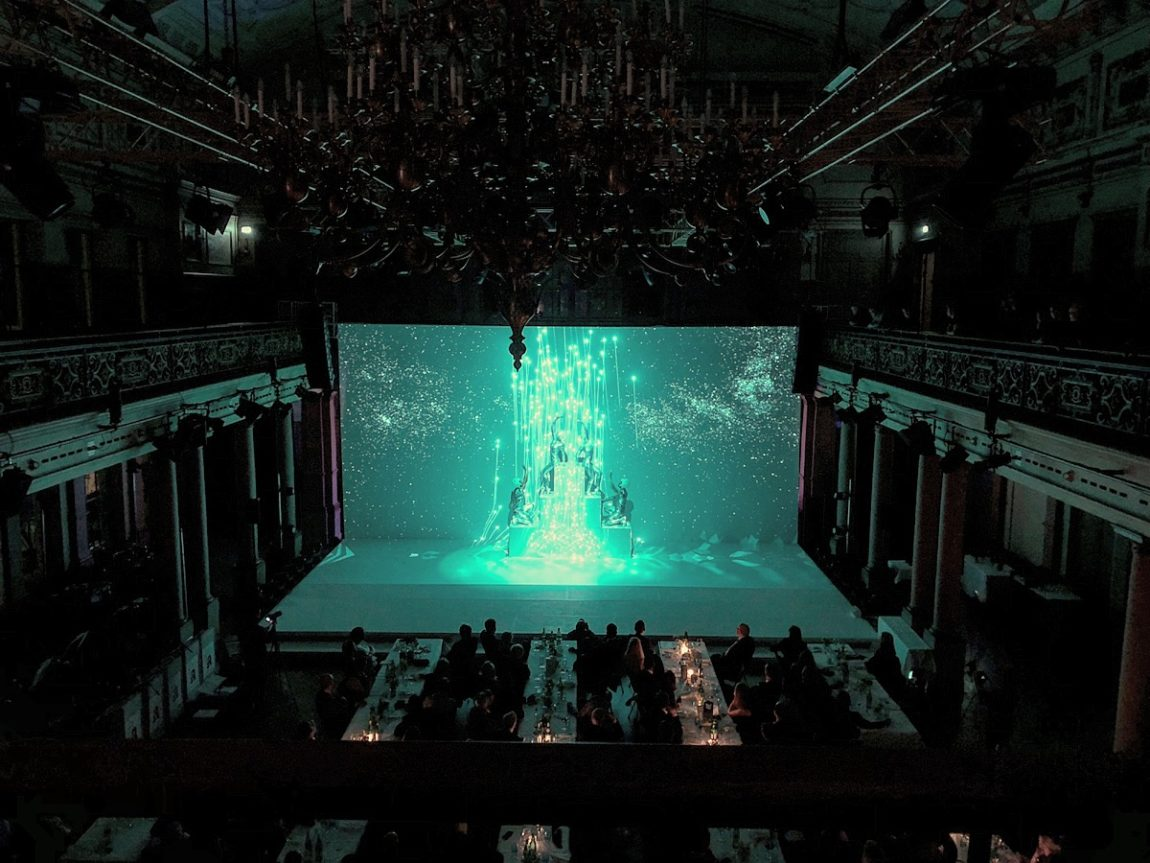 ++ Visual Movers || Futuristic Performance