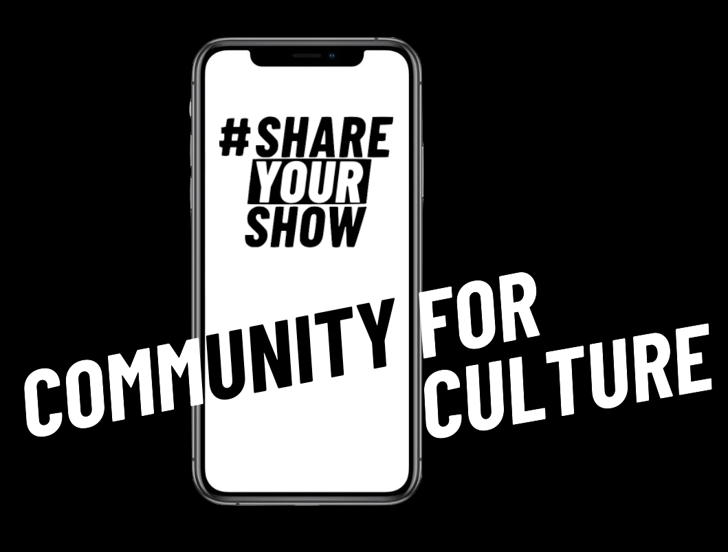 #ShareYourShow   Crowd-Funding